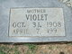 Profile photo:  Margaret Violet <I>Cones</I> Anderson