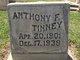 Anthony F Tinney