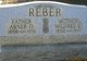 Profile photo:  Abner D. Reber