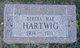 Bertha Mae <I>Reffalt</I> Hartwig