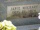 Profile photo:  Elitha Jane <I>McCrary</I> Hedgepeth