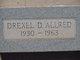 Drexel D Allred