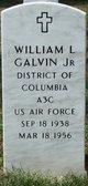 William L Galvin, Jr.