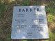 "Frances Myrtle ""Fannie"" Barker"
