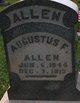 Augustus F. Allen