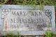 Profile photo:  Mary Ann Beuershausen