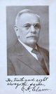 Edwin Alexander Elam
