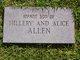 Profile photo:  Infant Son Allen