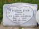 Felisha Lynn Albertson
