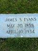 James S. Evans