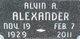 Profile photo:  Alvin A Alexander