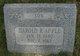Profile photo:  Harold R Apple