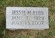 Jessie Marie <I>Sindorf</I> Reed
