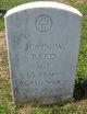 John W Reed