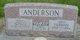 Adalee <I>McDonald</I> Anderson