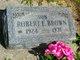 Profile photo:  Robert E. Brown