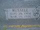 Russell Lee Adams