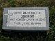 Sr Mary Celeste Oberst