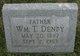 William T Denby
