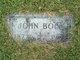 Profile photo:  John Peter Boll