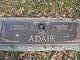 Profile photo:  Earline S. Adair