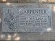 John William Carpenter