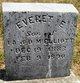 Profile photo:  Everett E Elliott