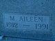Mary Aileen <I>Douglas</I> Freeman