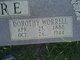 Dorothy A. <I>Worrell</I> Moore