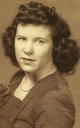 """Roberta Lucille """"Bertie"""" <I>Downard</I> Lerche"""