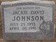 Jackie David Johnson