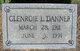 Profile photo:  Glenroie L. Danner