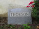 Profile photo:  Thorson