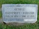 George Calverley-Rudston