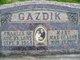 """Mary """"Basarich"""" Gazdik"""