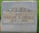 Warner D. Hinkle