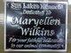 Maryellen <I>Kollver</I> Wilkins