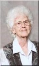 "Phyllis Jean ""Jeanie"" <I>Clawson</I> Fisher Jansen"