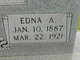 Profile photo:  Edna <I>Allison</I> Allison