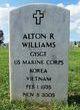 Alton R Williams
