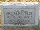"Richard Fields ""Uncle Dick"" West"