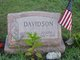 Profile photo:  Lucille <I>Pierson</I> Davidson