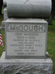 Julia <I>Sanders</I> McGough