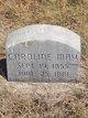 Caroline Mae <I>Frinkman</I> Robins