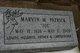 "Marvin M  ""Joe"" Patrick"