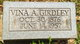Profile photo:  Vina Alice <I>Goldsberry</I> Girdley