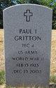 Paul Irwin Gritton