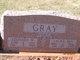 """Leonard Ross """"Buddy"""" Gray"""