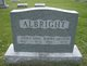 Profile photo:  Alfred Lewis Albright