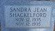 Sandra Jean Shackelford